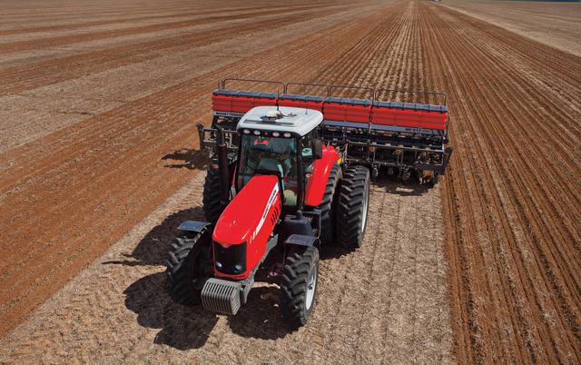 Design de máquinas agrícolas